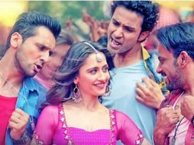 Nawabzaade movie review: Raghav Juyal, Punit Pathak and Dharmesh Yelande's film is bound to give you a headache