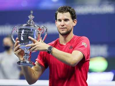 US Open 2020: Dominic Thiem beats Alexander Zverev to win first Grand Slam title