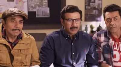 Watch Yamla Pagla Deewana Phir Se trailer: Dharmendra, Sunny Deol and Bobby Deol promise a laugh riot