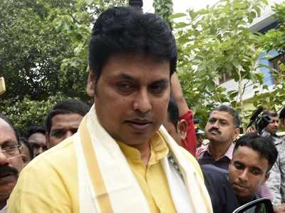 Biplab Deb says BJP will remain in power for 30-years, if...