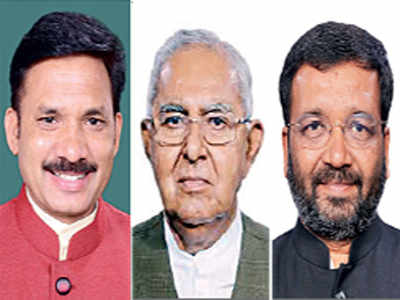 BJP MPs take on BJP govt in Gujarat