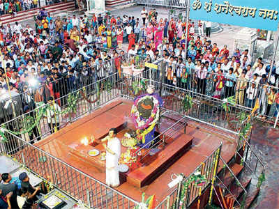 State plans to take over Shani Shingnapur temple, frame law