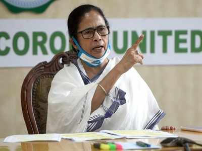 West Bengal CM Mamata Banerjee: Central government trying to loot farmers