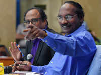 Chandrayaan-2 to be launched by mid-April 2019: ISRO chairman K Sivan
