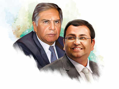 Tata-Mistry tussle enters its final lap: A look at the fraught decades-old partnership