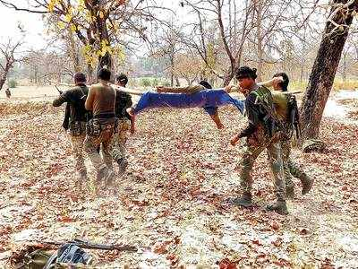 Bodies of 20 jawans recovered in C'garh