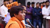 BJP distances itself from remarks of Sadhvi Pragya Singh Thakur on Hemant Karkare