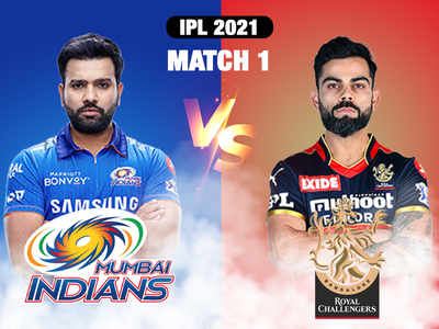 IPL 2021 Score, MI vs RCB: Royal Challengers Bangalore beat Mumbai Indians by 2 wickets