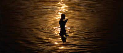 Ganga basin under threat: IISc