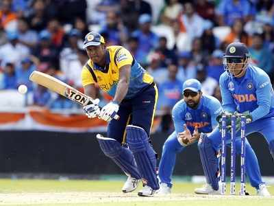 ICC World Cup 2019: Sri Lanka score 264 runs against India, loses 7 wickets; Angelo Mathews hits Century