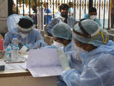Bengaluru registers nearly 2,000 Covid cases, 60 deaths on Wednesday