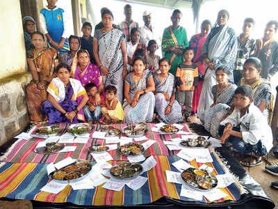 Tribals to cultivate wild staple food