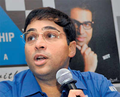 Vishy Anand finishes on top but title hopes hang fire