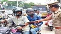Junior Engineer takes revenge for challan in UP's Meerut