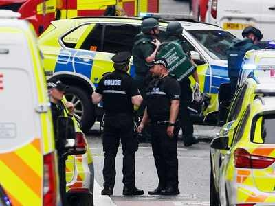 "Glasgow: Police officer injured in stabbing incident,  UK PM Johnson says ""deeply saddened"" by the attack"