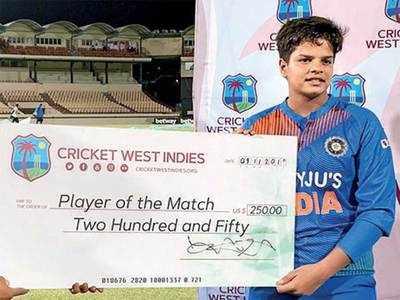 15-year-old Shafali Verma beats Sachin Tendulkar's 30-year-old record
