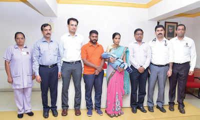 Karnataka: Kasturba Hospital fixes infant's heart