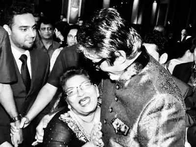 Amitabh Bachchan reminisces the best compliment given to him by Saroj Khan