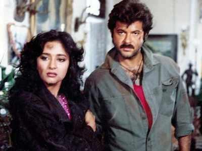 Anil Kapoor pays tribute to Saroj Khan as Tezaab completes 32 years