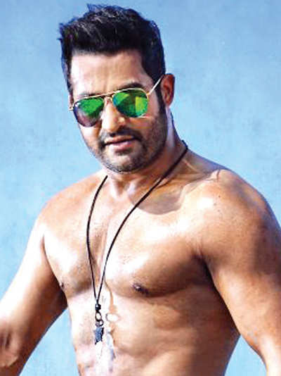 NTR goes without water for 18 hrs!