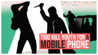 Ahmedabad: Trio kill youth for a mobile phone