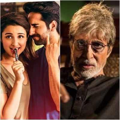 Sarkar 3 Vs Meri Pyaari Bindu box office collection: Both Amitabh Bachchan and Parineeti Chopra's films face tough competition from Bahubali 2