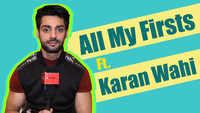 All My Firsts ft. Karan Wahi |Nach Baliye 9| |Exclusive|