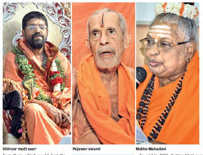 Karnataka Elections 2018: Seer-ing battles ahead