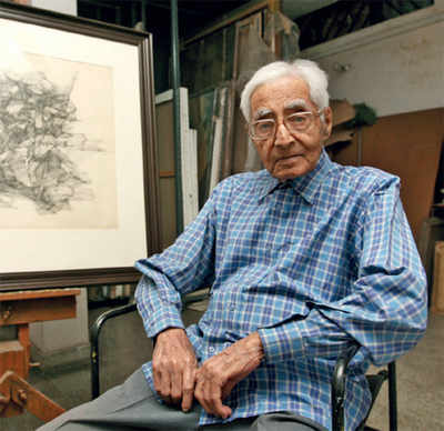 RIP: Artist Ram Kumar's journey was a solo one, his paintings an ongoing autobiography