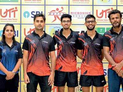 Mixed day for Gujarat paddlers