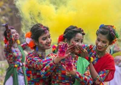 City clubs cancel Holi festivities