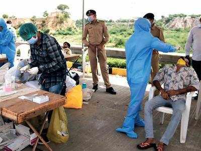 875 cases: Guj crosses 40k-mark