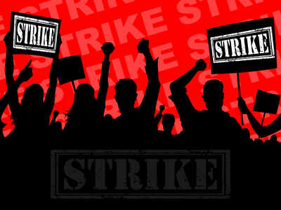 4 lakh defence civilian staff go on strike today