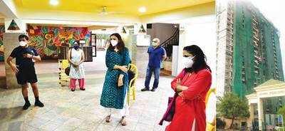 Developer told to raze two 22-storey buildings in Kondhwa
