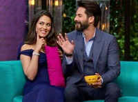 Mira Rajput reveals when she fell in love with Shahid Kapoor