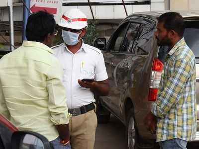 Bizarre: BJP promises to pay fines for traffic violations if voted to power in Hyderabad