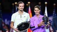 Rafael Nadal edges Daniil Medvedev for 4th US Open title, 19th Slam trophy
