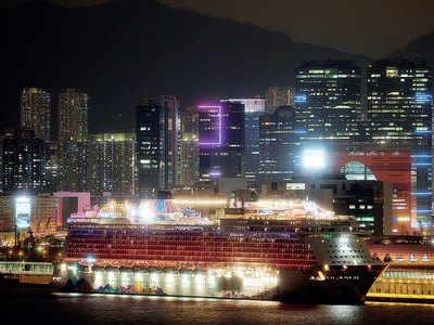China virus hits cruise ships and carmakers