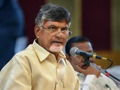 Chandrababu Naidu asks EC: Does Poll Code apply to Andhra Pradesh and not to Narendra Modi?