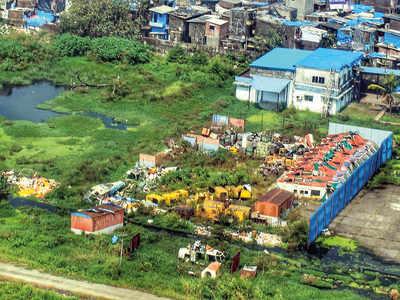 Juhu airport turns chopper graveyard