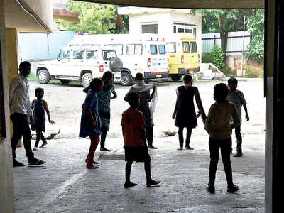 Pandemic stalls regular check-ups of HIV +ve kids