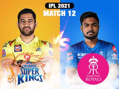 IPL Highlights 2021, CSK vs RR: Chennai beat Rajasthan by 45 runs to move to second spot