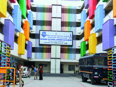 IMA controlled admissions, appointed 'unqualified' teachers to Government VKO school in Shivajinagar