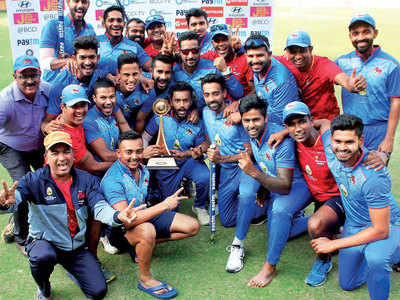 Vijay Hazare Trophy: Mumbai to take on Saurashtra today in Bengaluru