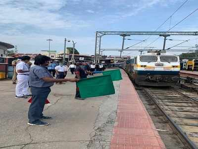 9 special trains from Karnataka to ferry migrants home on Friday
