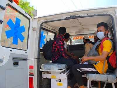 Corona positive cases cross 800 in Telugu states with 83 in one day