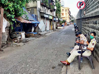 Five containment zones created across Mumbai as spread of COVID-19 picks up