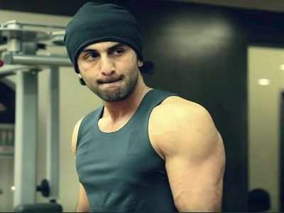 Sanju behind the scenes: Ranbir Kapoor put hours in gym to look like Sanjay Dutt