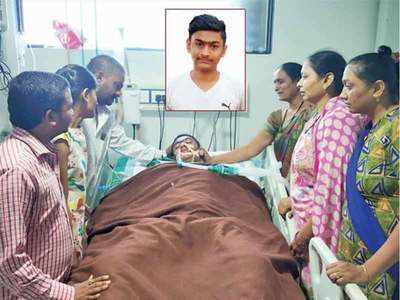 Surat teenager's heart sent all the way to Delhi, for 32-yr-old recipient