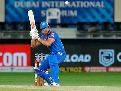 MI vs DC: Marcus Stoinis first to score a first-ball duck in IPL final